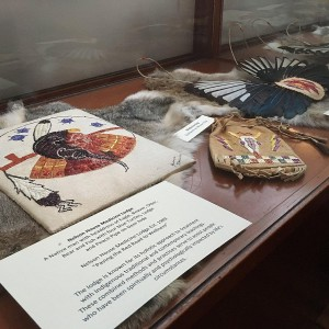 Quill Work Exhibit