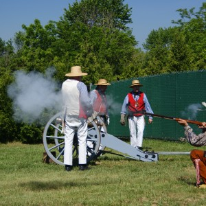 War of 1812 Encampment