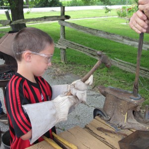 Blacksmith Day Pictures